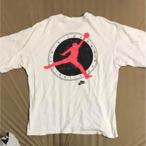 エアージョーダンフライトクラブ オリジナルTシャツ