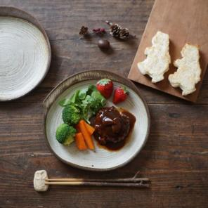 ヘルシー晩ごはんと楽天セールと無印良品週間。やっと見つけたカステヘルミの10cmプレート。 : 鍋好きのごはん日記。