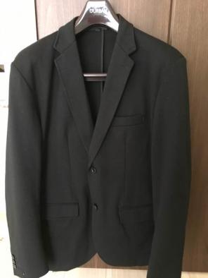 ほえるさん専用 無印良品 テーラードジャケット ジャージ素材
