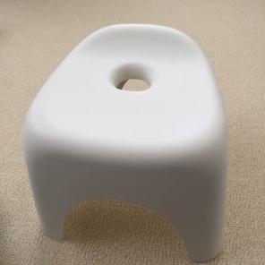 新品 ケユカ バスチェア お風呂 椅子 イス いす スツール 白 ホワイト 無印