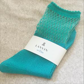 LANVIN 靴下