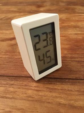 無印良品 デジタル温湿度計