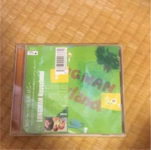 値下【サイン入】longman cd neverland