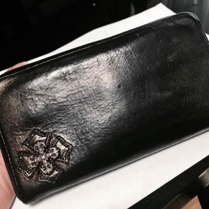 クロムハーツの財布