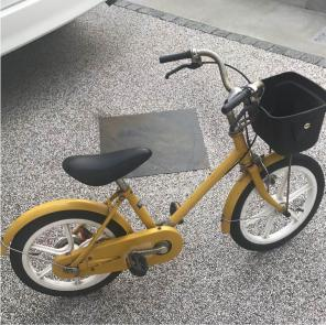 しぶさや様専用 無印良品 自転車 16インチ