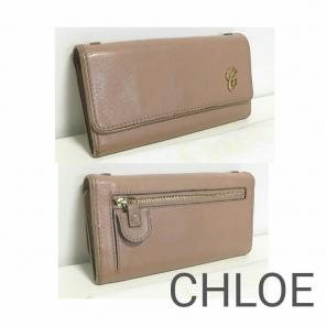 ♥CHLOE♥革財布