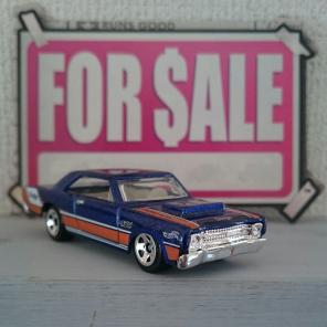 Spielzeugautos 69 Firebird   2er Set Hot Wheels # 62 69 Pontiac GTO