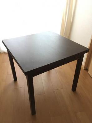 【無印良品 MUJI】タモ材 センターテーブル ローテーブル 出張買取 東京都世田谷区
