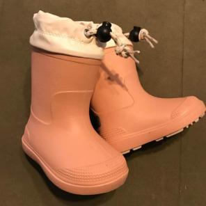 無印良品☆長靴☆レインシューズ☆16~17センチ☆ < ブランド