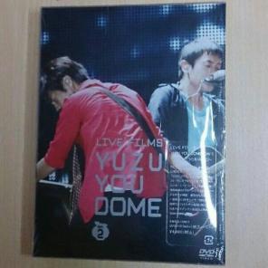 LIVE FILMS YUZU YOU DOME DAY 2...