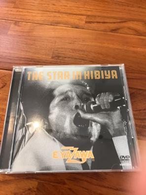 矢沢永吉 the star in hibiya CD...