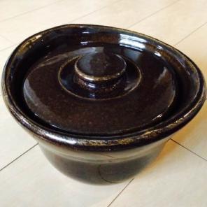 無印良品 土鍋おこげ 3合炊き 伊賀焼