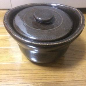 無印良品 土鍋おこげ 3合だき