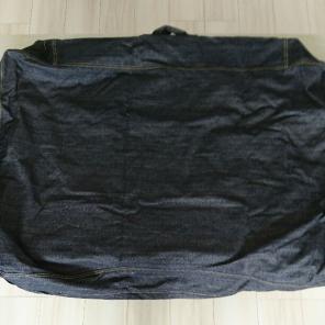 無印良品 布団収納袋 綿デニム 未使用品