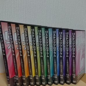 12ステッププログラム dvd商品一...