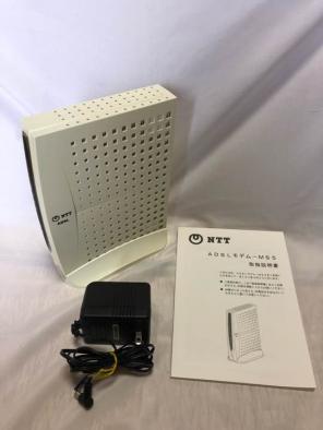 ADSL モデム MS5