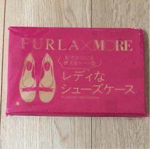 5cc9f3021173 メルカリ - 雑誌付録 フルラ マルチケース 母子手帳、パスポートにも ...