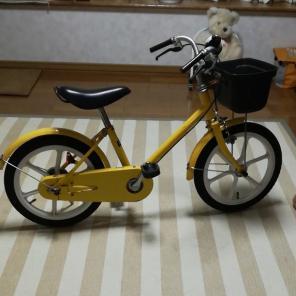 無印良品 16インチ 子供自転車