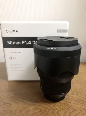 sigma f1 4 85mm商品一覧 メルカリ スマホでかんたん購入 出品 フリマ