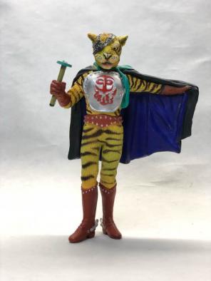 怪傑ライオン丸 タイガージョー (刃無し)超人ヒーロー伝説