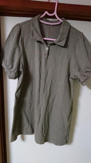 【お値下げ】無印良品 ポロシャツ
