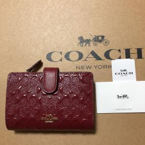 93775cadf882 コーチ シグネチャー 財布 二つ折り商品一覧 (3 ページ目) - メルカリ ...