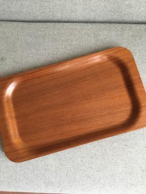 新品 ZARA HOME ザラホーム ウッドトレイ トレー お盆 ナチュラル スクエア 木製 検 無印良品 IKEA フランフラン unico