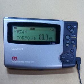CASIO 見えるラジオ商品一覧 - ...