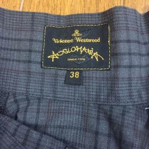 ★Vivienne Westwood Anglomania☆バンダナフラワー スカート