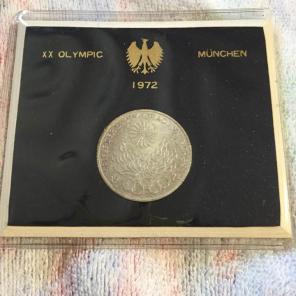 ミュンヘンオリンピック 10マル...