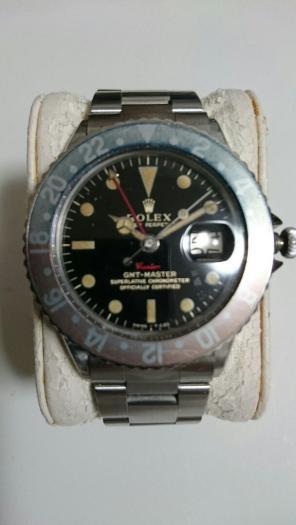 quality design e4561 df962 腕時計 Wネーム ロレックス カルティエ 1675 ペプシ|フリプラ